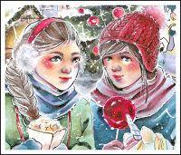 Copic Deutschland Blog: Weihnachtsmarkt