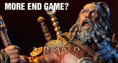 Blizzard not happy with Diablo III, Promises more end-game Content