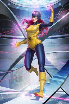 Phoenix Resurrection Return Of Jean Grey 1 Marvel 2017 NM In-Hyuk Lee Variant Classic Uncanny X-Men