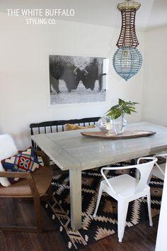 bohemian-modern-dining-room