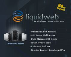 LiquidWeb Inc. is a managed web hosting company established as a leader in professional web hosting with providing best hosting products and premium customer support since 1997. It operates three data center located in Lansing and forth in Scottsdale, AZ. The company has gathered proactive Sonar server monitoring team and world class Heroic Support staff, easily accessible 24 hours, 7 days a week. The company has achieved INC 5000 Fastest Growing Companies award in 2007