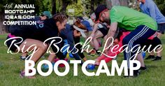 Big Bash League Bootcamp (Competition Entry)