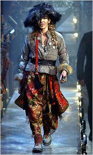 John Galliano for Dior.