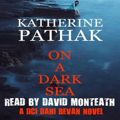Audiobook cover of On a Dark Sea
