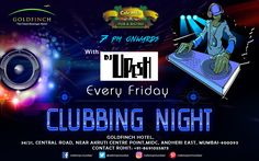 The Clubbing night Party is set for you this Friday, with some crazy groovy music for you to dance to on the dance floor. Only at Café Mojo Mumbai. Be there to kickstart your weekend, the best possible way. #Pubs #Party #Beer #Fun #Beers #Enjoy #GoodTimes #OntheBar  #Parties #PartyMusic #DrinkLocal #Music #Dance #Pub #Drinks #EatLocal  #BeerDrinks #Mumbai  #OnthePub  #clubbing #club #discoteca #lounge #bar #nightlifehangover #nice #amazing #great #nightout #relax #enjoy #bestoftheday