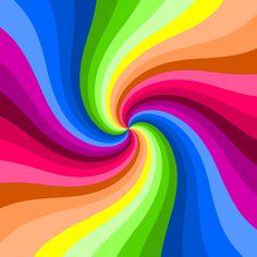 Neon Colors, Rainbow Colors, Vivid Colors, Colours, Rainbow Wallpaper, Colorful Wallpaper, Storm Wallpaper, Colorful Backgrounds, Neon Rainbow