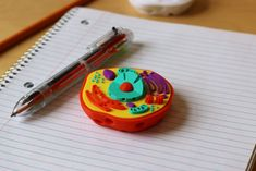 Multi-Color Mini Animal Cell by MosaicManufacturing - Thingiverse