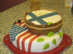 Suomi-USA - Janica - Aina on aihetta leipoa kakku -kilpailun satoa 15.4. - 16.6.2014 https://www.facebook.com/leivojakoristele