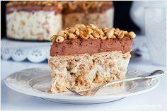 Tarta z truskawkami i bitą śmietaną (bez pieczenia) - I Love Bake Chocolate Raspberry Mousse Cake, Cake Recipes, Dessert Recipes, Oreo, Sweet Treats, Food And Drink, Sweets, Food Cakes, Ethnic Recipes