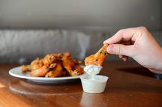 Warning: reading this will make you eat, like 30 chicken wings...