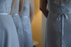 Stephen and Stephanie knew each other for a long time. Prom Dresses, Formal Dresses, Bridal, Design, Fashion, Dresses For Formal, Moda, Formal Gowns, Fashion Styles