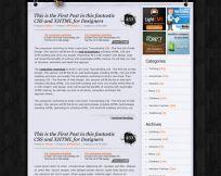 TreeHouse WordPress Theme
