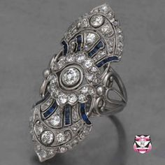 Art Deco Ring....I WAANNNTT!!