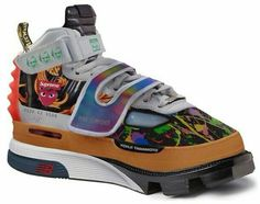 Crazy Custom - Creation - Design - Art - Kicks