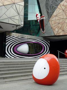 Tim Burton Exhibition - MUST GO HERE!