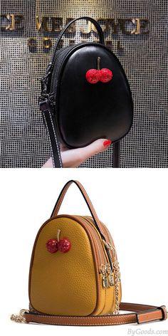 941fdf0433de Cute Two Strawberry Chain Strap Small Bag Women Shoulder Bag  bag  backpack   cute