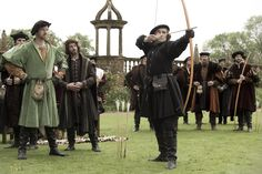 The BBC has commissioned four separate factual programmes about the Tudors - two for BBC Two and two for BBC Four - which the corporation said would both mark the 500th anniversary of Hampton Court Palace and compliment their adaptation of Hillary Mantell novels Wolf Hall and Bring Up The Bodies, which will be airing around the same time.