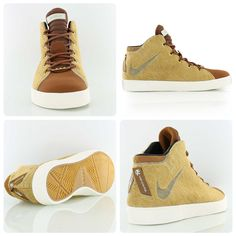 You probably haven't seen a sneaker that takes its nickname more seriously. Nike Lebron 12 NSW Lifestyle QS 'Lion's Mane'