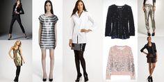 Vestidos com Lantejoulas 2013 (com exemplos)