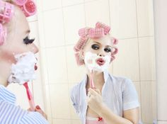 """Top beauty products you can """"borrow"""" from your man. www.themoderndaygirlfriend.com"""