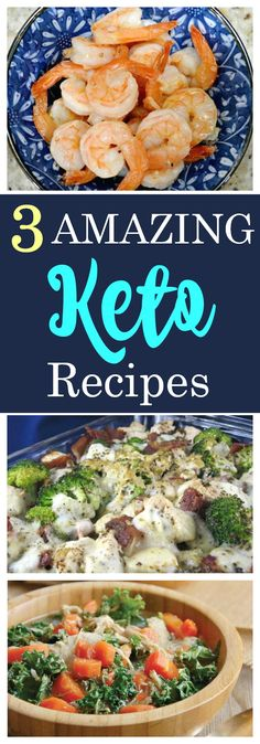 Amazing Keto Recipes to Start the New Year Right