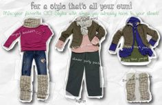 Great options for Tweens! Email vickyb.stylist@peekaboobeans.com to order!