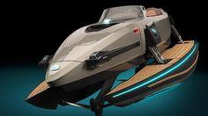 A365 / Neue Kommunikation - Kormaran - 360°-Viewer Sci Fi, Digital, Vehicles, Communication, Science Fiction, Cars, Vehicle