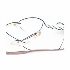 183.44$  Watch now - http://viber.justgood.pw/vig/item.php?t=7n5qomd19999 - White 36.5 EUR - 6.5 US (244mm) Tod\s ladies flat sandal XXW0MD0A060297B001 183.44$