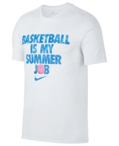 7177b58f Nike Men's Dry Graphic Basketball T-Shirt & Reviews - T-Shirts - Men -  Macy's