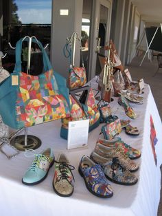 LADIES GOLF FASHION    ICON Trunk Show at The Garden of the Gods CC, Colorado Springs, COLORADO Interested in hosting an ICON Trunk Show at your Country Club? contact: marla@iconshoes.com
