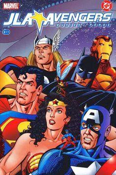 Chris is on Infinite Earths: JLA/Avengers #1 (2003)