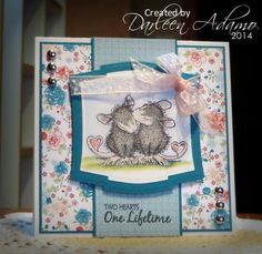 FS367~CASing Lorraine! by darleenstamps - Cards and Paper Crafts at Splitcoaststampers