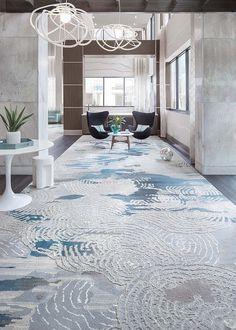 Get HiP at #IDNeoCon: 2015 Winners for Design Solutions | Awards | Interior Design Carpet Diy, Hotel Carpet, Rugs On Carpet, Cheap Carpet, Buy Carpet, Interior Design Magazine, Patterned Carpet, Carpet Colors, Carpet Flooring