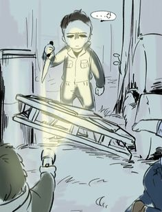 Dead by Daylight - Killer Blind (Jake Park, Laurie Strode, The Shape) Chucky Horror Movie, Horror Movie Characters, Horror Movies, Jake Park, Halloween Doodle, Go Game, Love My Kids, Cartoon Games, Michael Myers