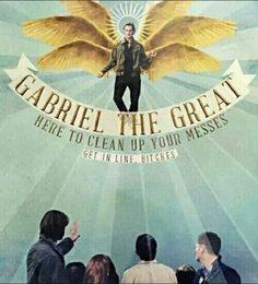 Gabriel the Great- Supernatural