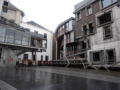 miralles + tagliabue - utrecht town hall