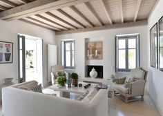Errikos Kohls Premium Rental Services is a specialised agency based on the island of Paros that offers a variety of premium properties. Living Area, Living Room, Kohls, Villa, Relax, Table, Furniture, Home Decor, Porto