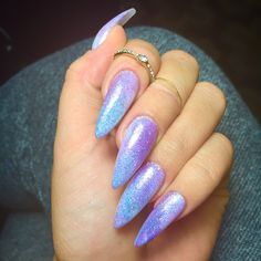 """nailsbyregina: """"I have changed my nails 4 times this week. My love for iridescence is real! """""""