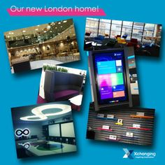 Our new London office!