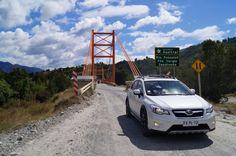 Felipe Verdugo Llegando a La Junta, Carretera Austral