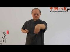 learning wing chun online----siu nim tao step by step practice - YouTube