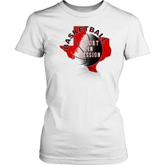 Texas Tech Basketball Court In Session Women's T-Shirt Classic Fit