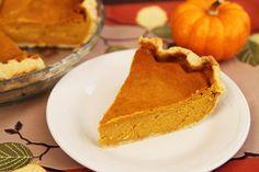 Creamy Pumpkin Pie