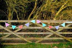 quick and simple crochet bunting free pattern