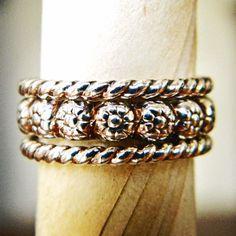 http://ift.tt/1VU9ff6 #etsy #ring #silver  #handmade  #handcraftedjewelry by serendipityhandcraft