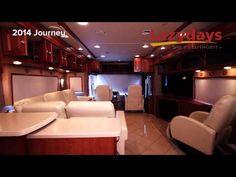 2014 Winnebago Journey at Lazydays: A Video Tour
