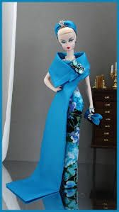 Image result for barbie ooak fashion for silkstone