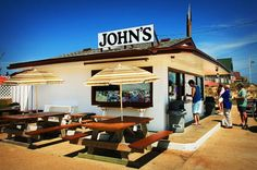 Best Things to do on the Outer Banks :: John's Drive In