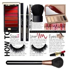 Untitled #14 by hannah-s-b on Polyvore featuring polyvore, beauty, MAC Cosmetics, L'Oréal Paris, Urban Decay and NARS Cosmetics