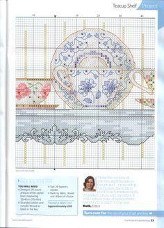 Gallery.ru / Фото #12 - The world of cross stitching 190 - WhiteAngel